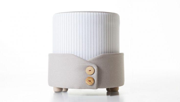 POLSINO pouf / design Alessandro Damin / Formabilio