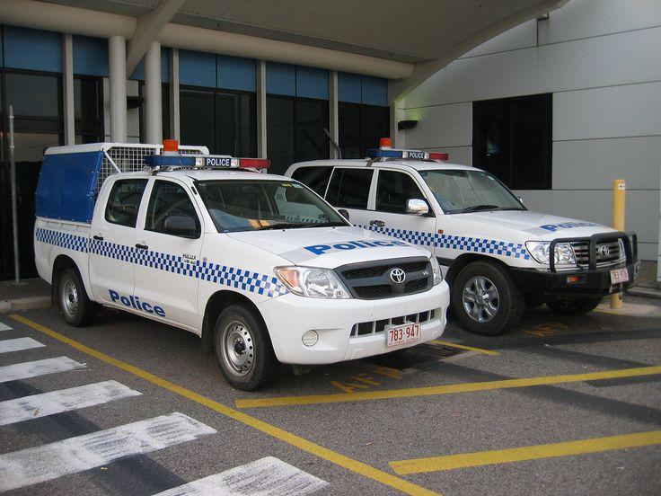https://flic.kr/p/5MaifF   Police Cars in Darwin International Airport, Australia, Australia
