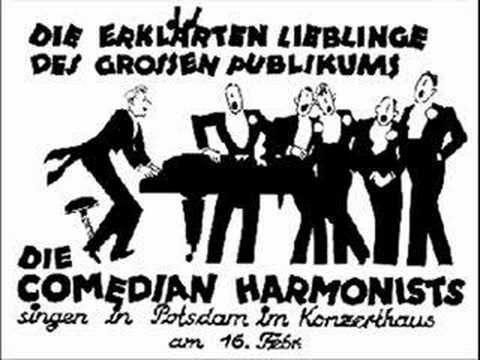 Comedian Harmonists - Guten Tag, Gnädige Frau, 1930 (+playlist)