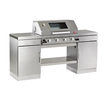 One of the very best Outdoor Kitchens. Produced by Beefeater Australia's Leading BBQ Manufacturer for over 25 years. Now with a sleek new contemporary design featuring Beefeater's popular 5 Burner Discovery 1100S. Also available as a 4 Burner.
