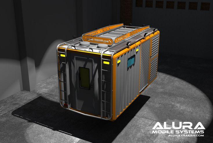 New Mobile Workshop System - Alura Trailer - Turkey