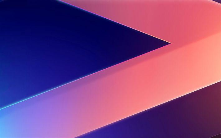 Lataa kuva värikäs linja, art, luova, nauhat, abstrakti materiaali