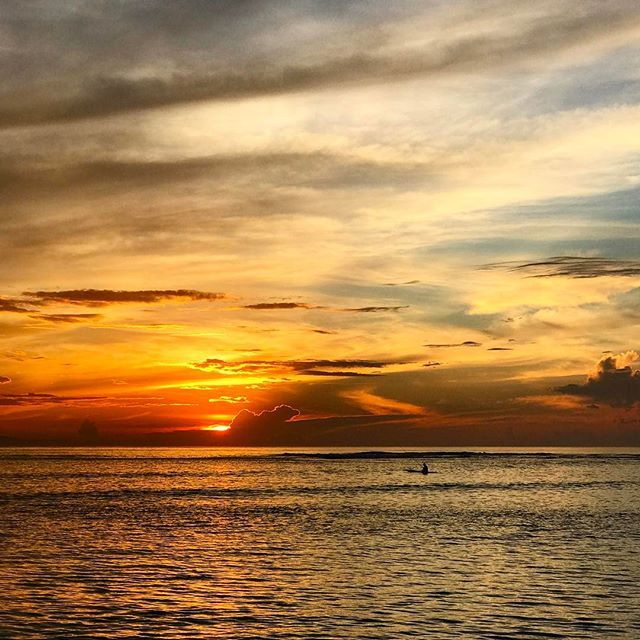 WEBSTA @ olgaar - Sunrise yesterday