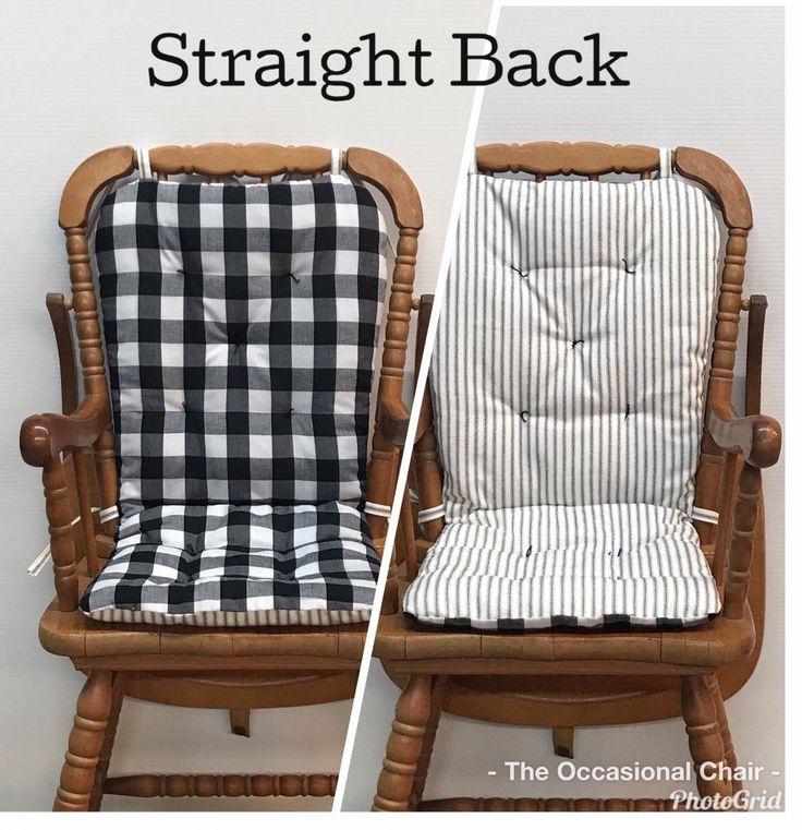 Wooden High Chairs Chair Cushions, High Chair Cushion For Wooden Chairs