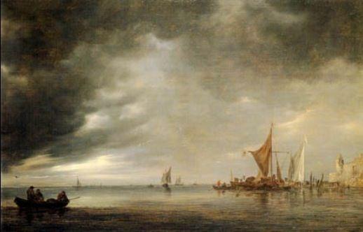 Jan van Goyen Landscape 1646