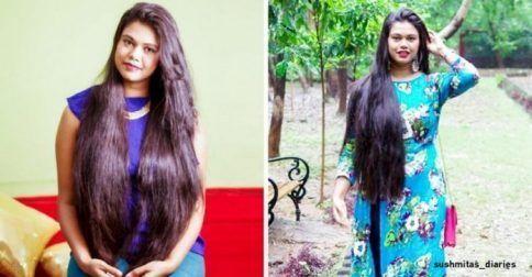 7 Ινδικά Μυστικά Ομορφιάς για να Μεγαλώσετε Γρήγορα τα Μαλλιά σας. Το #5 είναι Χρυσός!: http://biologikaorganikaproionta.com/health/251710/