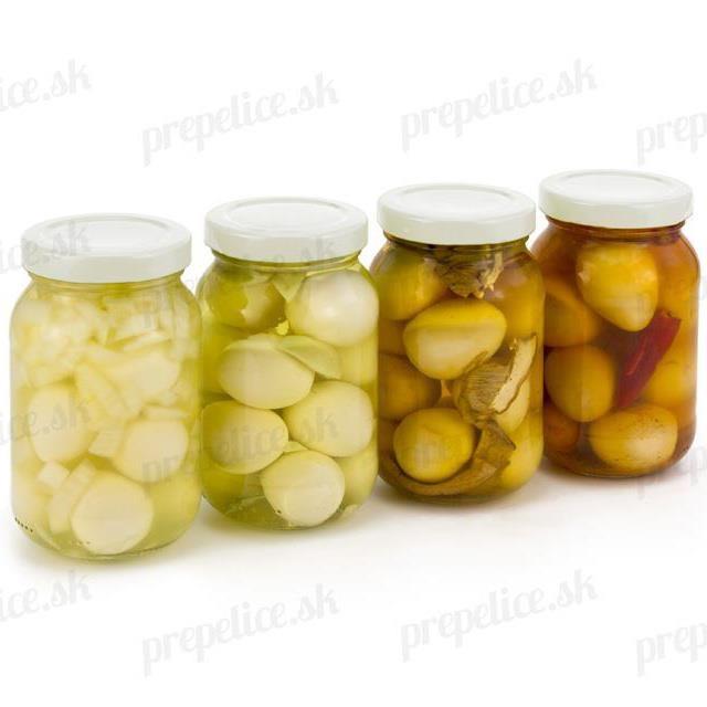 pickled quail eggs:  - flavors - onion, garlic, mushroom, chili