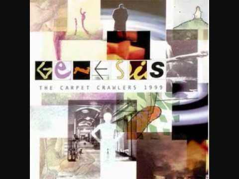 GENESIS - THE CARPET CRAWLERS - YouTube