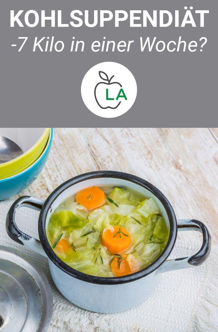Suppe zum Abnehmen in 7 Tagen com