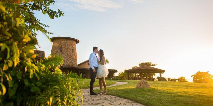 Compromiso Sorpresa en Royal Isabela, Puerto Rico