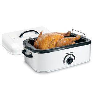 More tips on using an electric roaster for turkeys