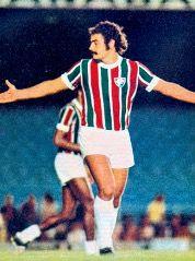 60f0efd6c4f67 Rivellino of Fluminense in 1975.