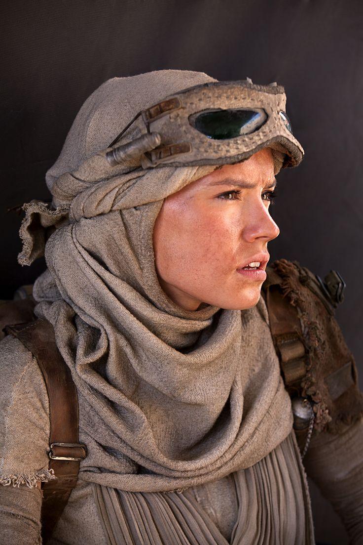 Hi-res still - Star Wars: The Force Awakens