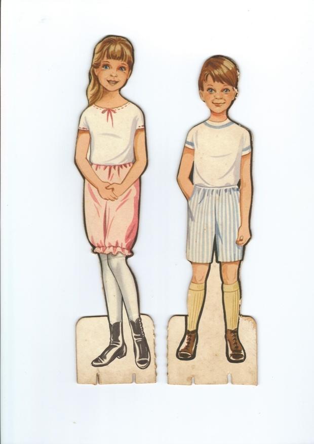 501 best Paper Dolls images on Pinterest   Vintage paper dolls ...