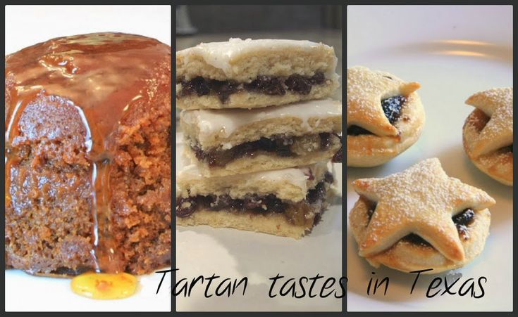 Tartan Tastes in Texas-traditional Scottish recipes