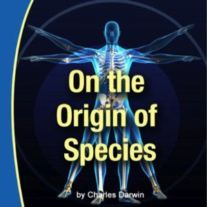 Published in 1859. This scientific writing, considered to be the groundwork of evolutionary biology, presented the theory that species developed through a method of natural selection. Evidence that the variety of life resulted from a common descent via a branching model of evolution. Darwin used facts that he had collected on the Beagle mission in the 1830s and his later research, correspondence, and experimentation. On the Origin of Species #Audible Feb 2017 32 YTD 64