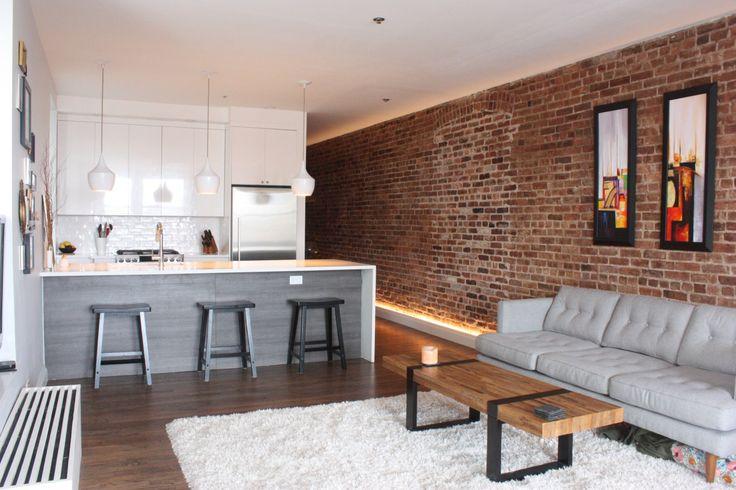 Best 25 brooklyn apartment ideas on pinterest railroad - Brooklyn apartment interior design ...