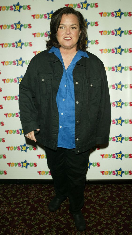 "Rosie O'Donnell attends the Toys ""R"" Us 19th Annual Children's Fund Benefit April 21, 2004"