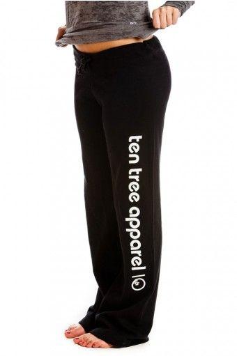 Chill Day Sweat Pants (Black)