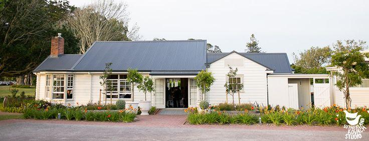 Abbeville Estate Auckland wedding venue idea