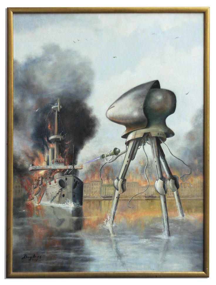 an analysis of the martians in war of the worlds by h g wells Martian the martian as featured in jeff wayne's the war of the worlds 2010 tour  the martians from asylum's war of the worlds  heavily from the hgwells.