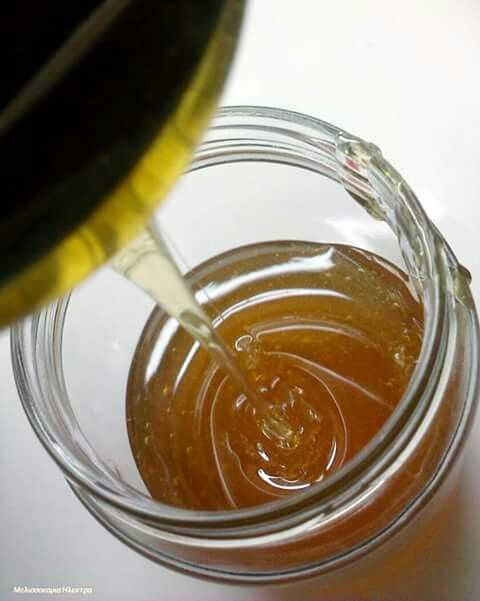 Started to pack Thyme Honey