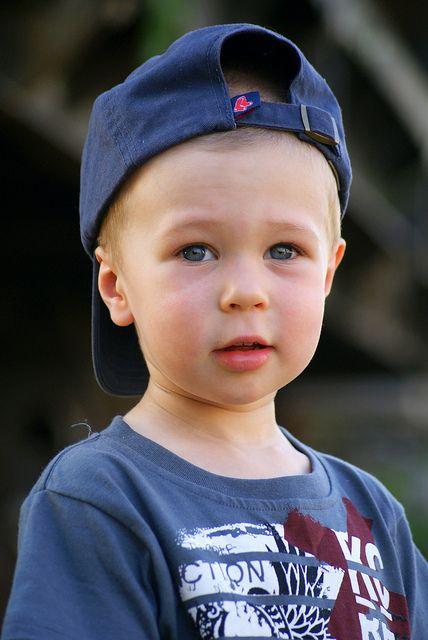 Brad Pitt de niño, actor n.en Oklahoma en 1963