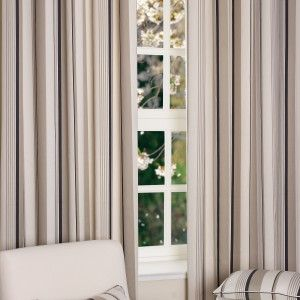 Seriously striped, the delightful nautical stripe of Columbus captures the atmosphere of a Hampton's style setting, making the perfect style statement which is sure to impress.