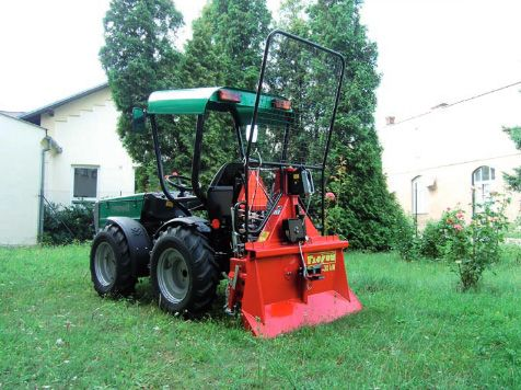 Forestry & Wood Equipment
