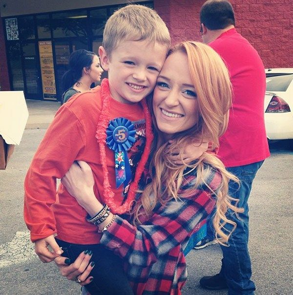 maci bookout and new boyfriend | Maci Bookout Starts a Blog!