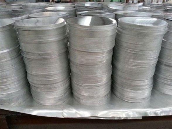 Dc Spinning Cookware Aluminum Circles Alloy 1050 3003 Aluminum Discs Aluminum Trash Can Manufacturing