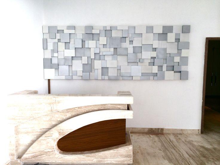3Dimensional Block Art @ Spa