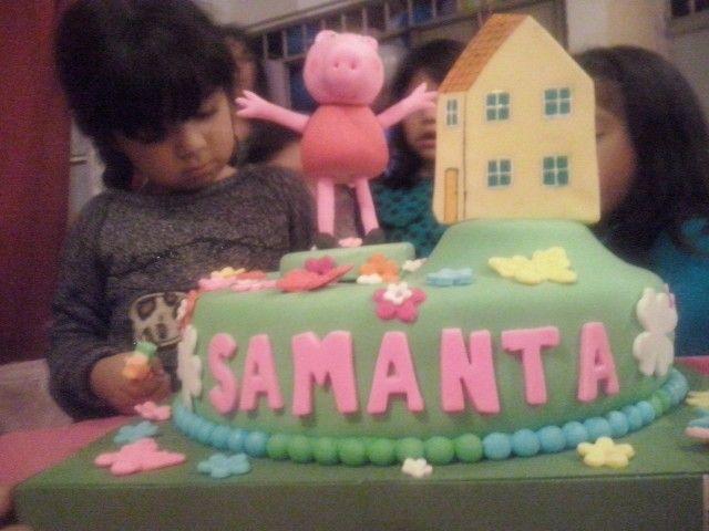 Cumpleaños Samanta