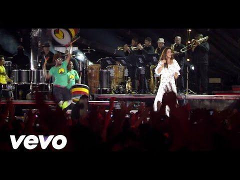 Ivete Sangalo - Medley: Faraó Divindade Do Egito / Ladeira Do Pelô / Doce Obsessão - YouTube