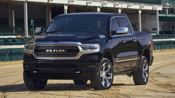 2019 Ram 1500 gets Kentucky Derby Edition 2019 ram 1500