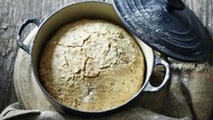 Nigel Slater proves that making your own bread doesn't have to be time-consuming or hard work. Try his quick soda bread.
