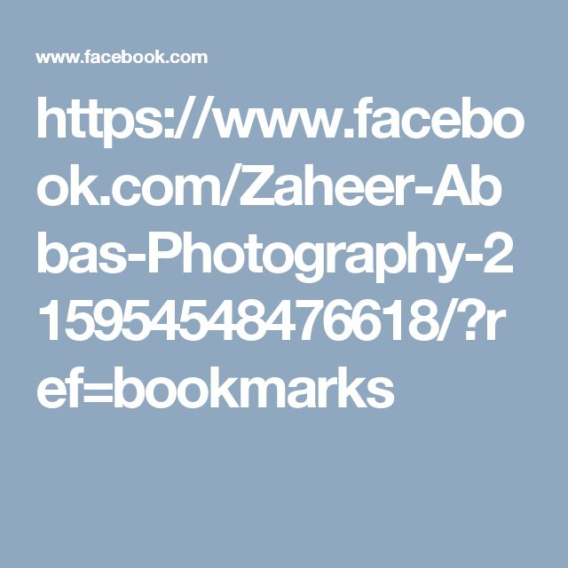 https://www.facebook.com/Zaheer-Abbas-Photography-215954548476618/?ref=bookmarks