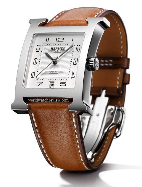 Hermes Heure H Tres Grand automatic ladies watch