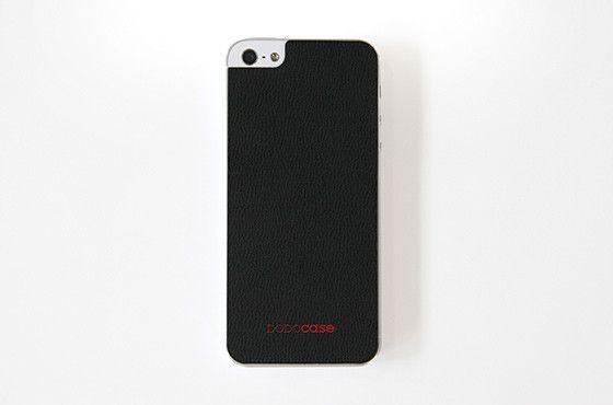 BOOKback for iPhone 5  Ei pöllömpi olisi tämäkään.