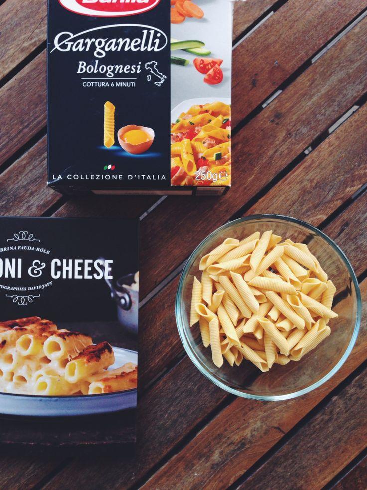 Le Mac & Cheese fait partie de ma comfort food salée préférée. J'adore les différentes textures de ce plat tout en douceur. Le fait que je le rattache à mon Amérique fantasmée participe au plai...