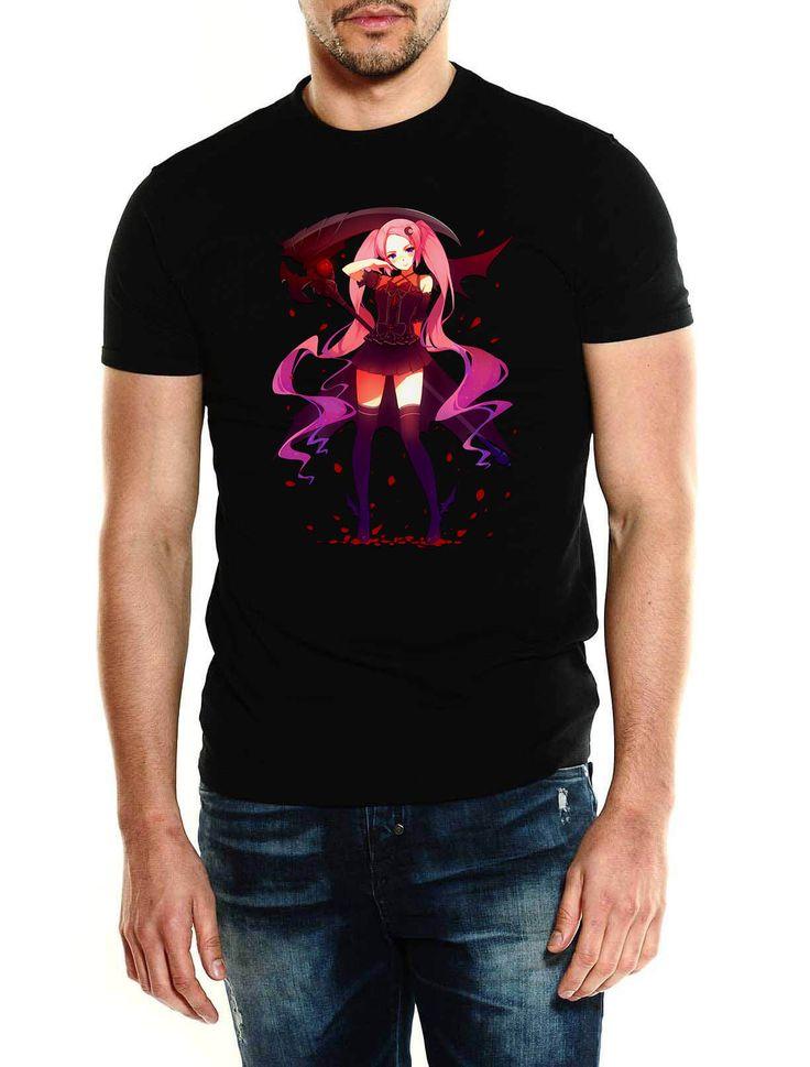 T Shirt Design Anime