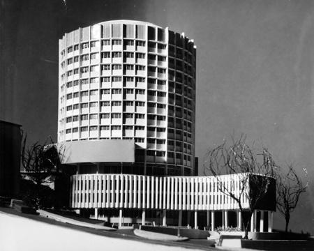 The McIntyre Medical Sciences Building