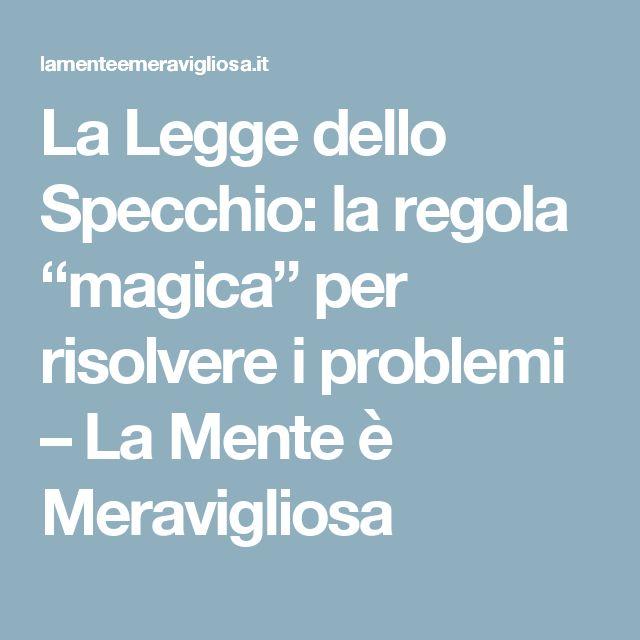 49 best kelso 39 s choices images on pinterest kelso choices behavior management and conflict - La legge dello specchio ...