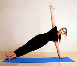 the health benefits of vasisthasana side plank pose