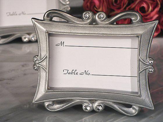 13 best Place Card Frames images on Pinterest | Favours, Wedding ...