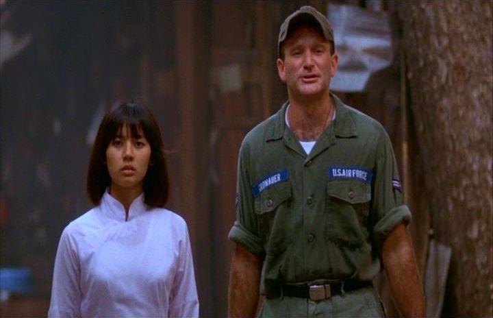 Good Morning Vietnam Adrian Cronauer | Chintara Sukapatana and Robin