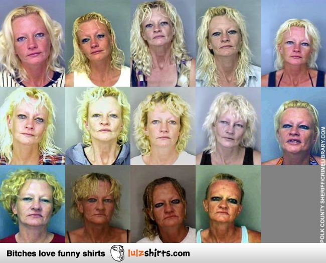 Mugshot timeline. This is what addiction to meth does! DO ...