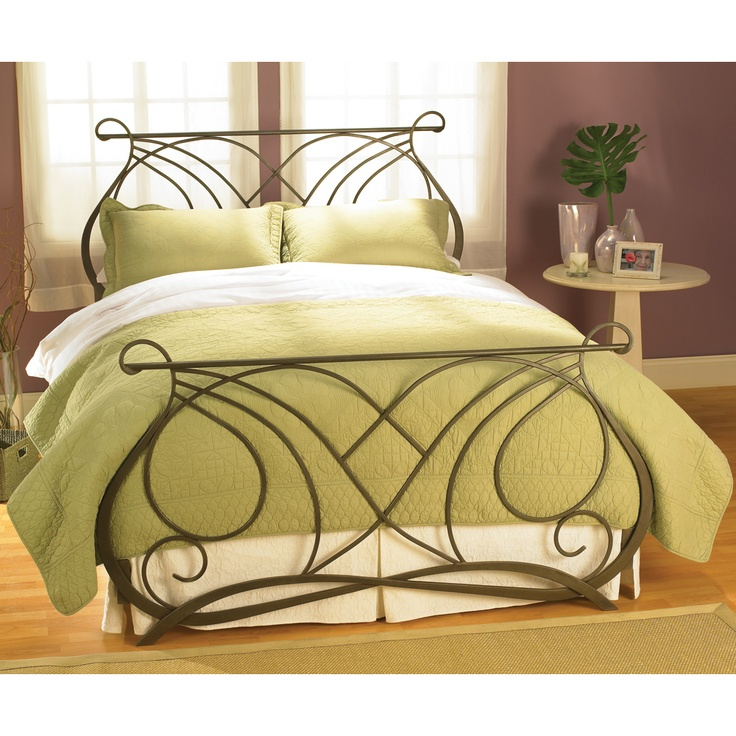 Melody Bed by Wesley Allen. My favorite Iron bed, Bed