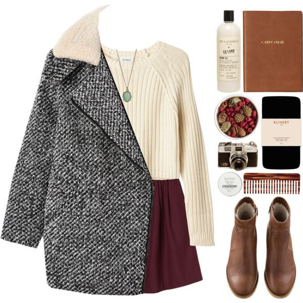 A fashion look from December 2014 featuring white shirt, wool coat and Monki. Browse and shop related looks.