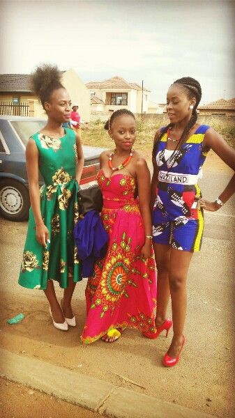 #Traditional Wedding #With Friends #Ghetto Street Pics